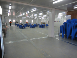 kitchen dining facilities container suppliers