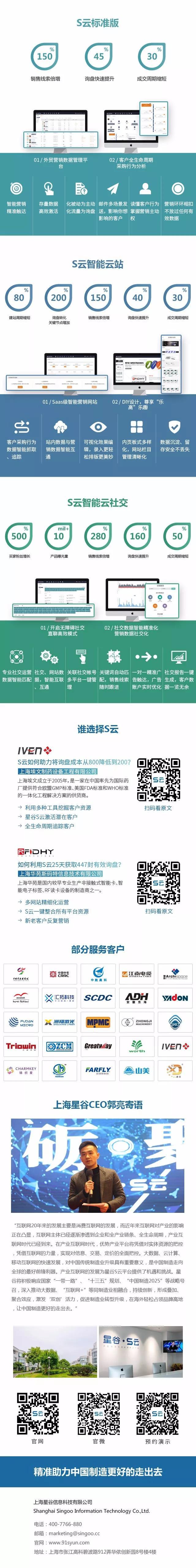 上海星谷专注外贸营销推广