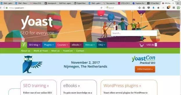 Yoast最大限度地优化你的业务网站