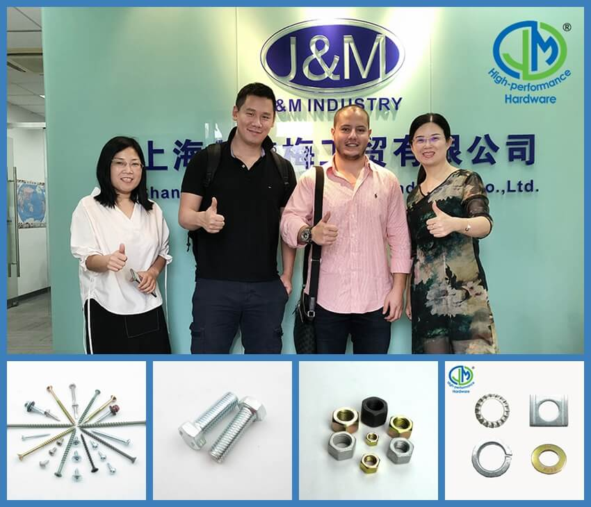 bolt and nut; Concrete Screw; washer; screw