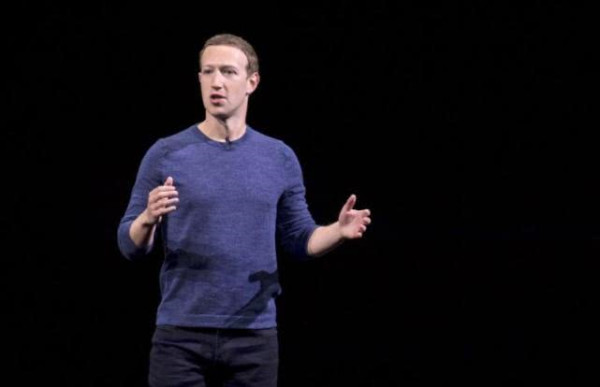 Facebook创始人:马克·艾略特·扎克伯格