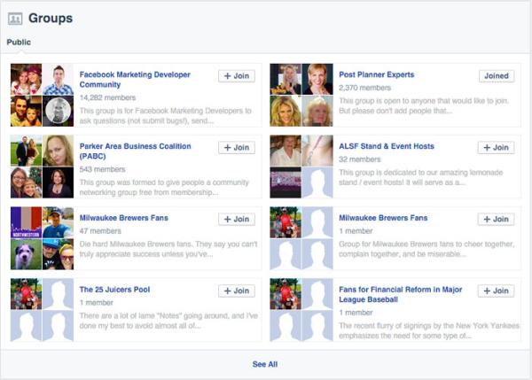 Facebook营销团队