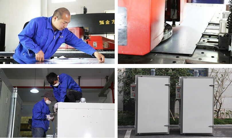 small powder coating oven manufacturer