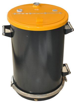 powder coating equipment hopper