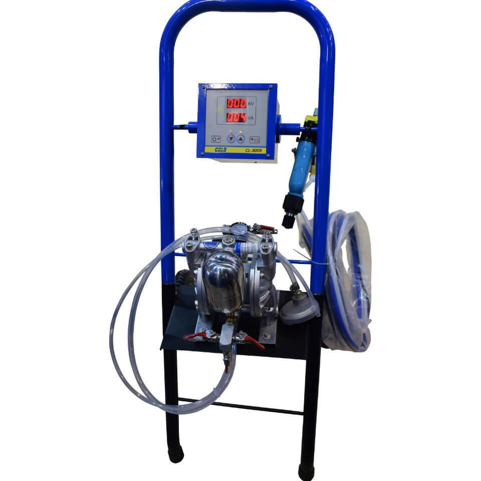 Electrostatic Liquid Paint Spray Gun