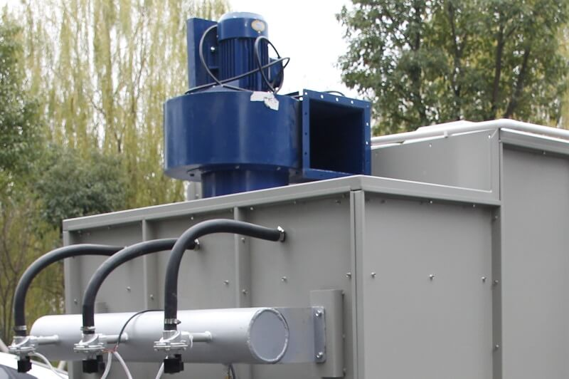 powder coating booth motor