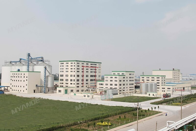 Soybean White Flakes Production Line