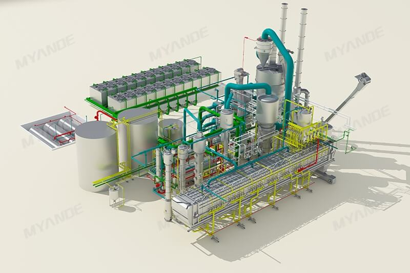 3D Design of Edible Oil Extraction