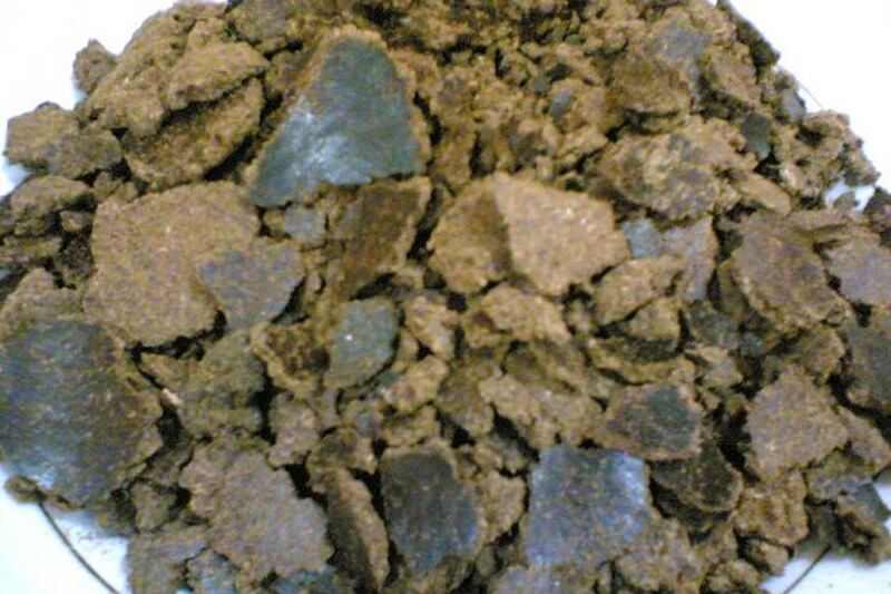 Palm Kernel Cake before Extraction