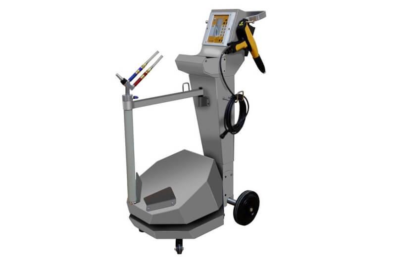 box feed powder coating equipment