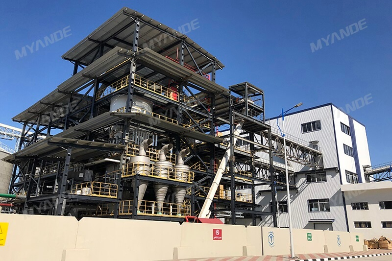1,000tpd Soybean Crushing Plant 1