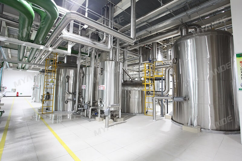 1,000TPD Soybean Oil Refining Project