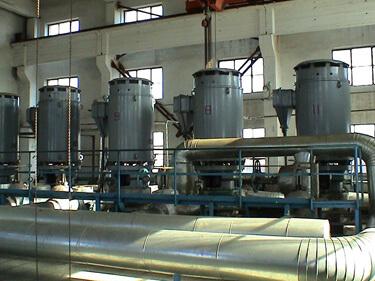 Petroleum jinxi oil refining plant