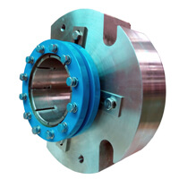 high pressure integrated seal