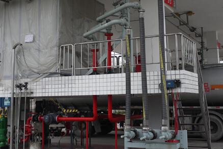 Hangzhou, Sanya depot