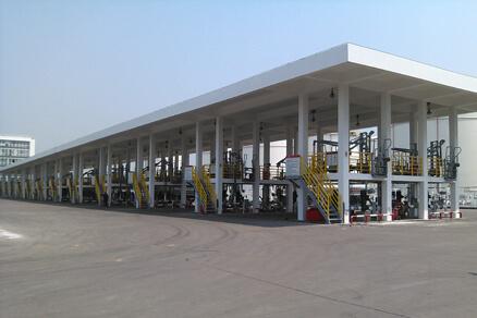 Nanjing Qingjiang depot