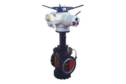 Gear valve