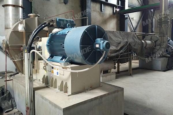 Myande MVR Evaporation Technology