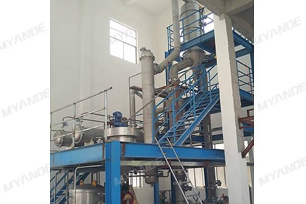 China MVR Evaporator