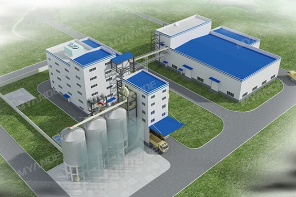 Turnkey Rice Bran Oil Project