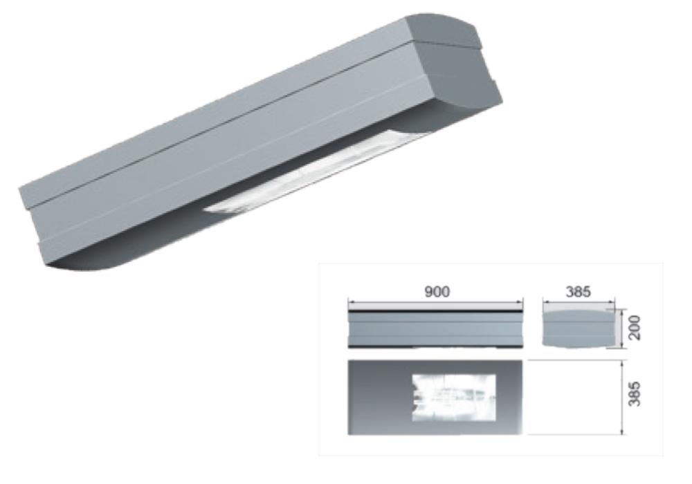 LED 灯头-004