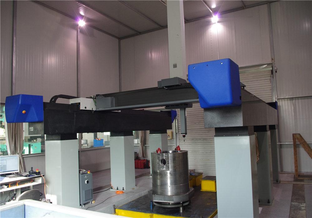 加工和檢測設備