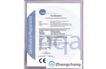 Certificaión Europea para la exportación al mercado europeo