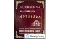 La empresa de primera opción en el comercio hacia China