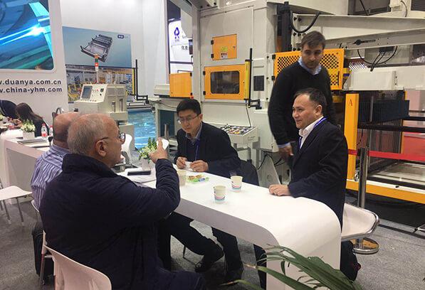 聚焦2019中國制冷展:揚鍛YADON展示家電行業沖壓全套解決方案