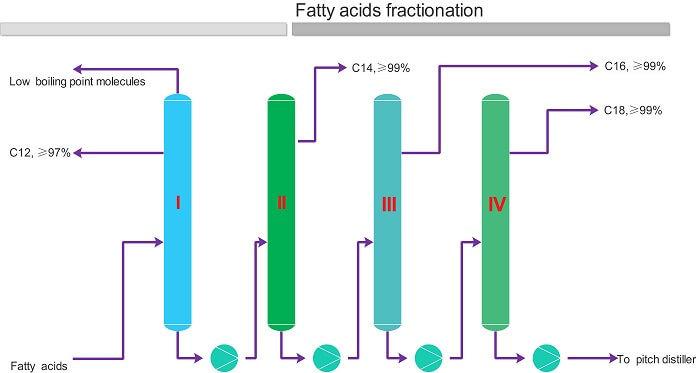 Fatty Acids Fractionation