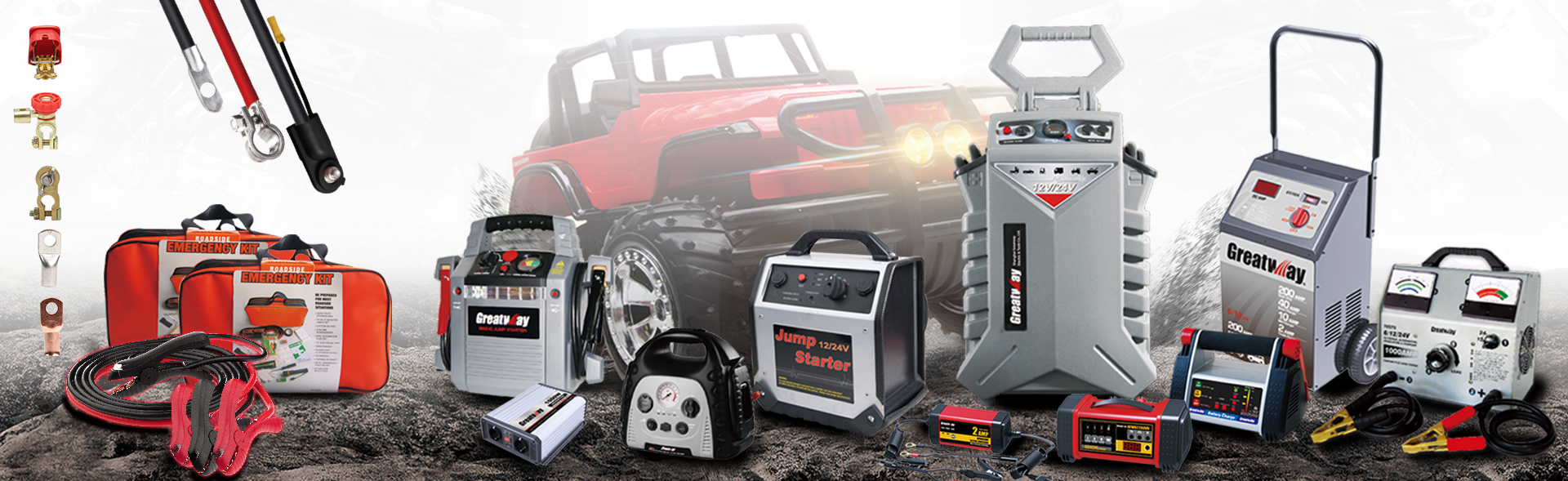 AUTOMOTIVE BATTERY EQUIPMENT