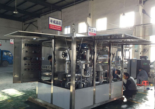Solar Heating & Dual-System Electric Conductive Oil Heating Cycle Temperature Control Unit Successfully Applied In Printing And Dyeing Industry (Tibet Lhasa)