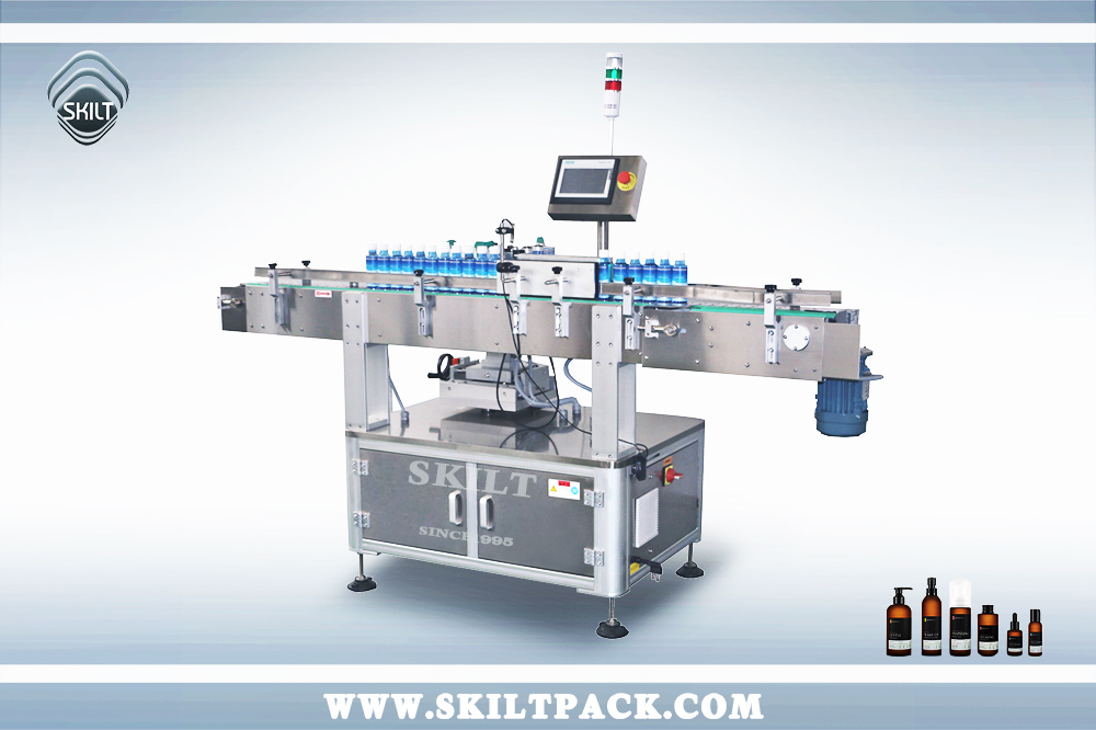 Round Products Labeler