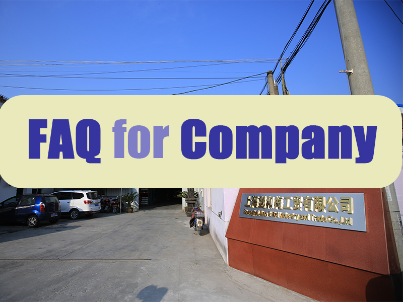FAQ For Company