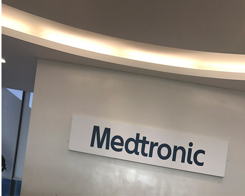 In 2011, we are very proud to have established cooperation with Medtronic