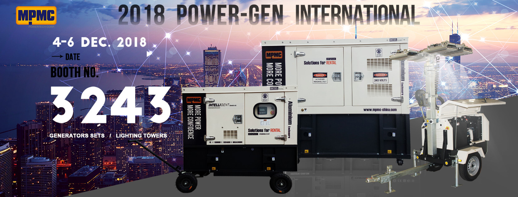 2018 POWER-GEN INTERNATION