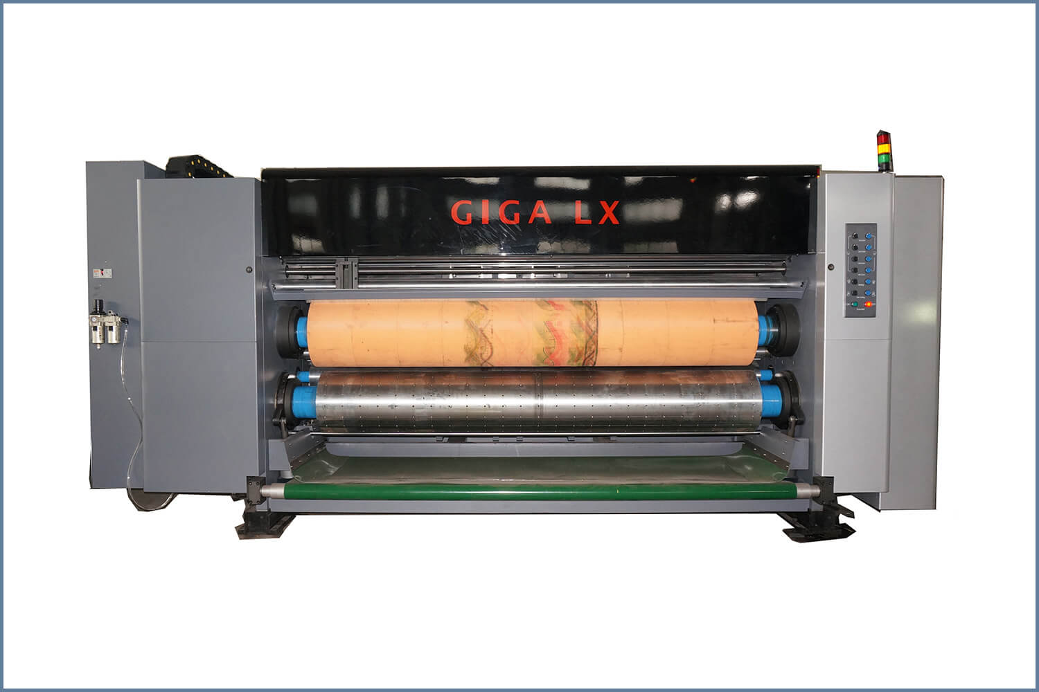 Glue_roll_quick_clean_system_of_corrugated_printing_machine_308