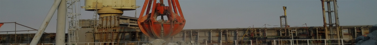 Dredging Electric Hydraulic Clamshell Grab