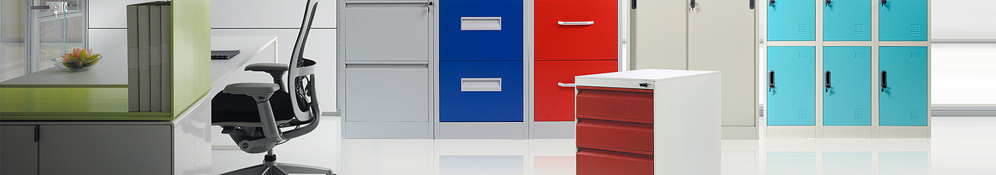 5 drawers lateral filing cabinet