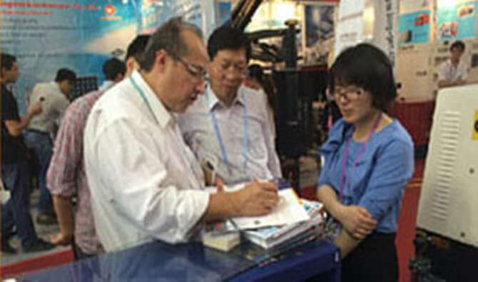 2014 Shanghai Power Exhibition and the 115th Canton Fair