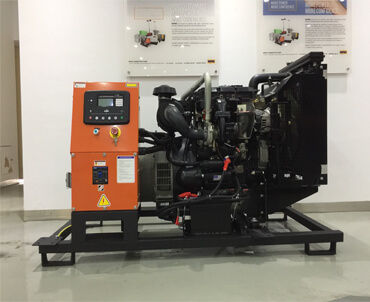 Skeleton Genset Made By MPMC
