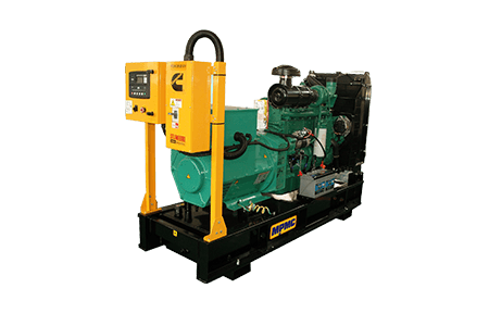 Cummins Open Diesel Generator Made By MPMC