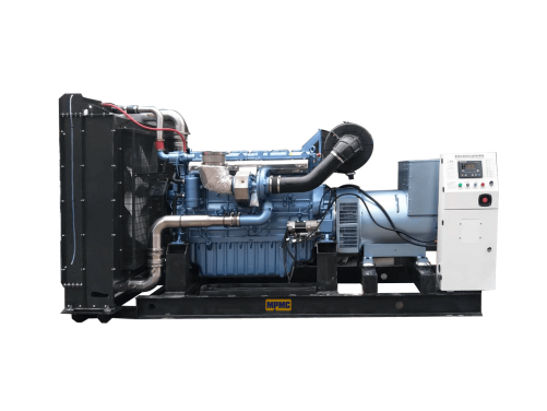 WeiChai Open Diesel Generator Made By MPMC