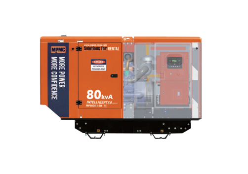Interchangeable Gensets Made By MPMC