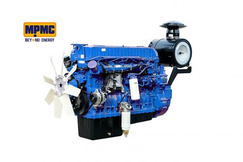 MPMC 408kW Engine Made By MPMC