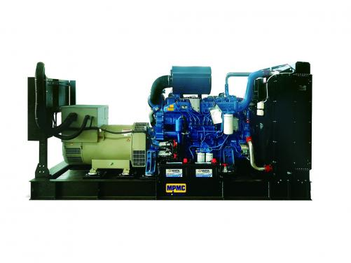 251~650kVA Open Generator Set Made By MPMC
