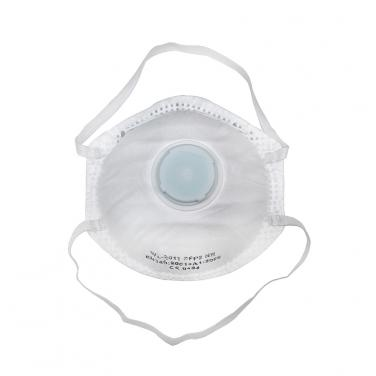 CE Approved FFP2 Cup Masks, With Valve