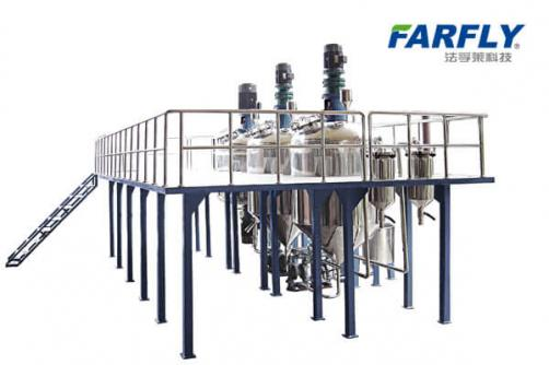 FCT3000 Coating complete equipment