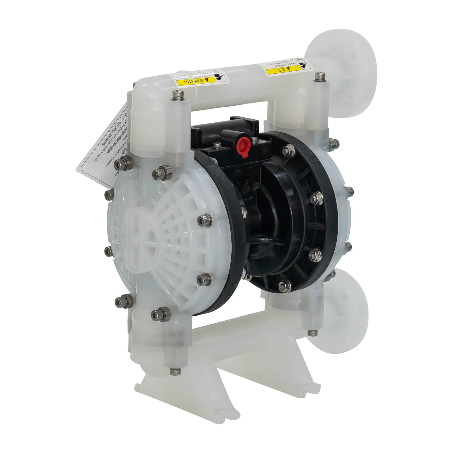 RD Plastic Diaphragm Pump