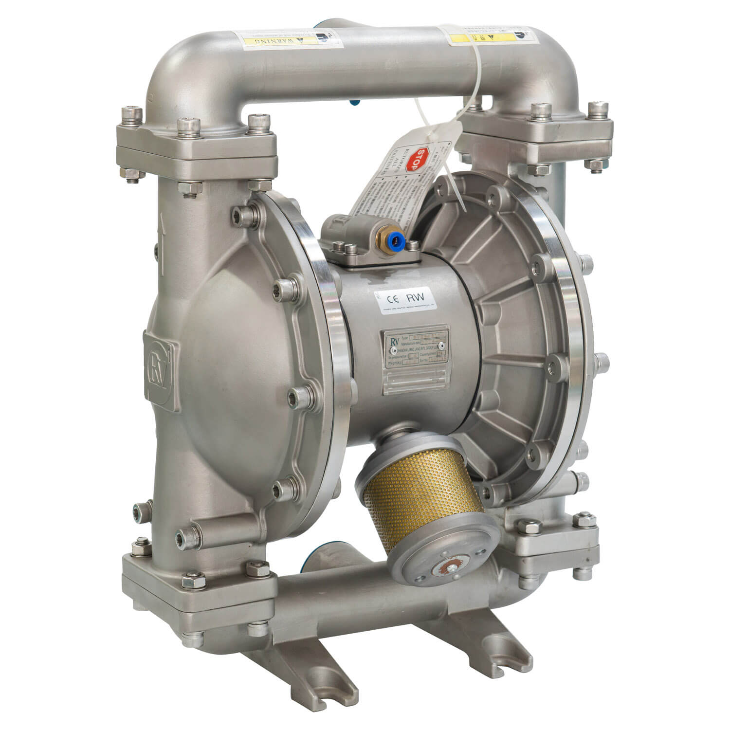RD Stainless Steel Diaphragm Pump